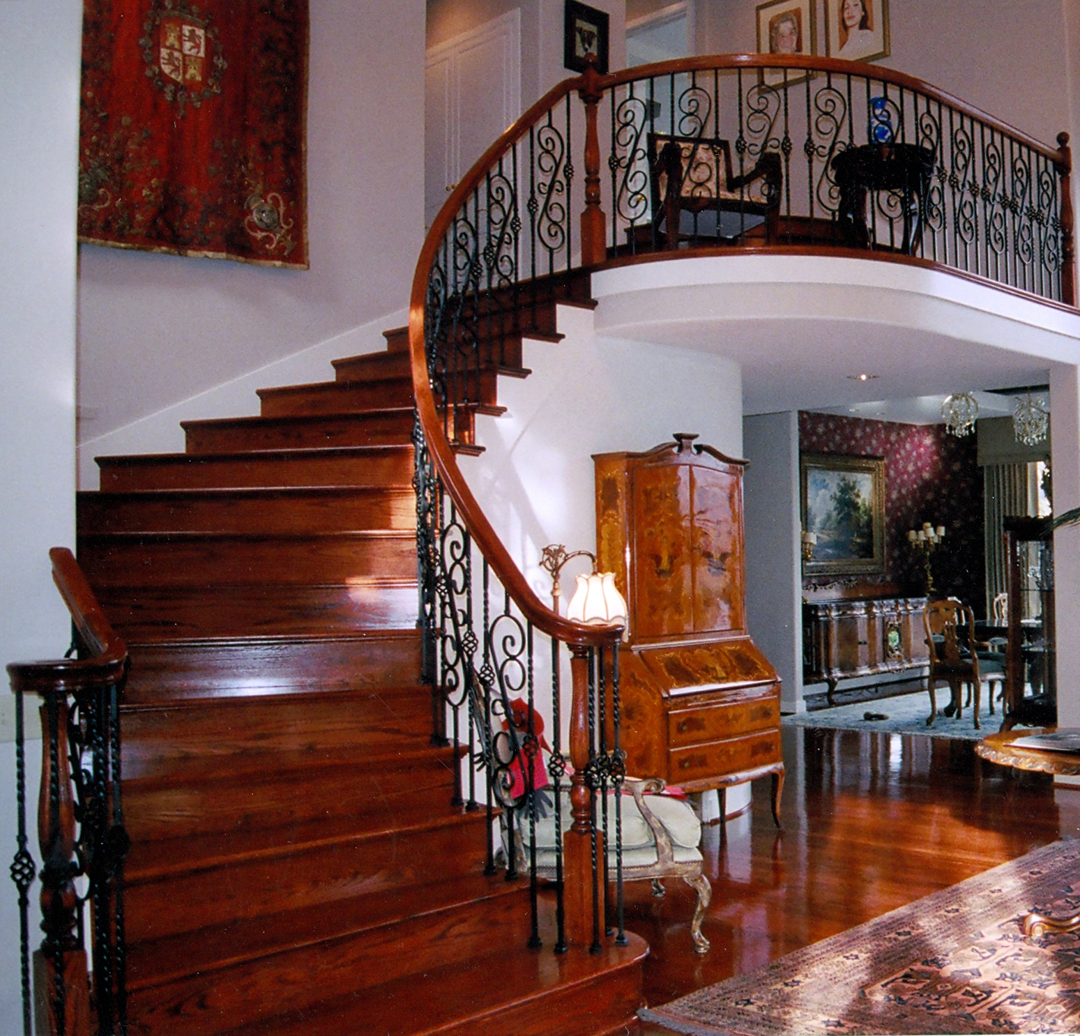 Hardwood Stairs, Staircases And